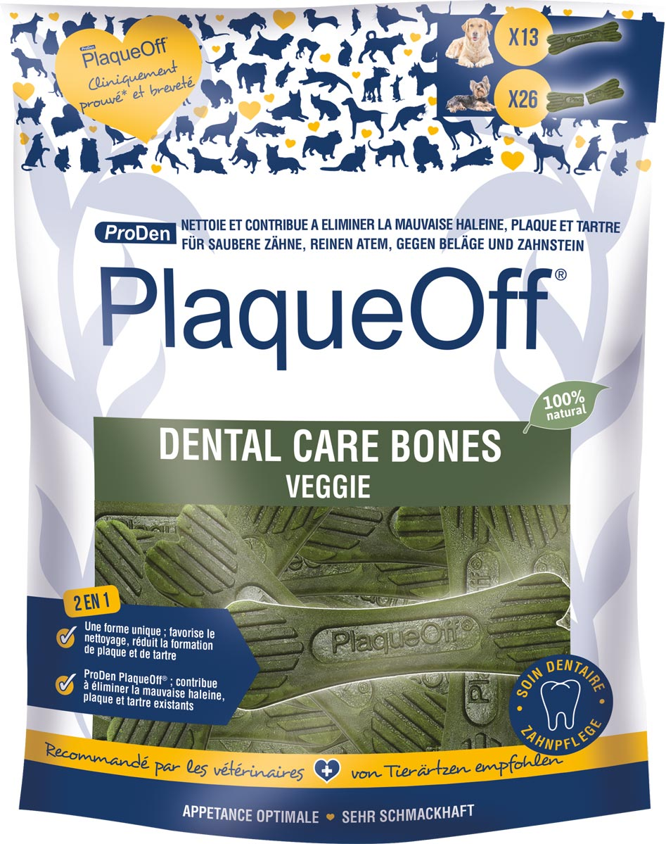 ProDen PlaqueOff Dental Bones