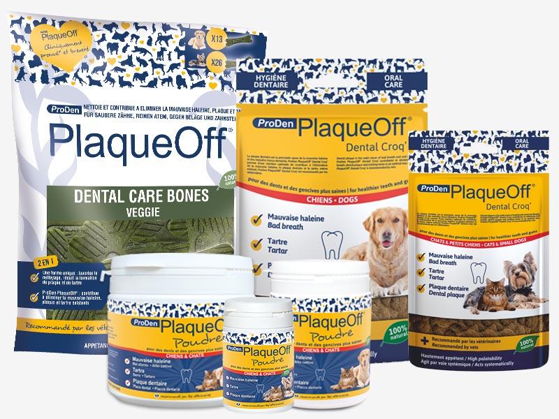 Pour la santé bucco-dentaire de votre chien - Anti tartre et bonne haleine!